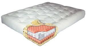 coil 10 inch futon mattress by gold bond
