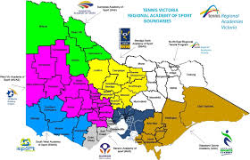 Councils Of Melbourne Map Regional Academies Of Sport Player Development Players