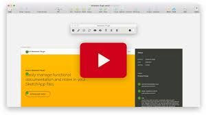 sketch notebook plugin document designs and wireframes easier by