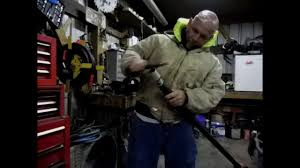 stihl pole saw repair youtube