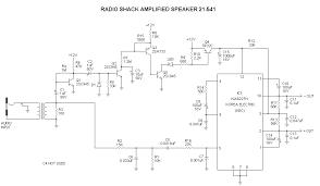 realistic car stereo wiring diagram u2013 wiring diagrams