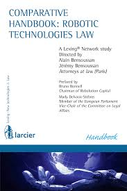 robot law book a comparative handbook michalsons
