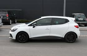 renault clio black 2013 renault clio iv rs 210 spotted undisguised in white
