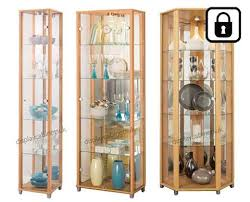 Shop Display Cabinets Uk Lockable Glass Display Cabinets For Commercial Shop Retail