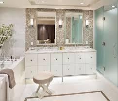 Best Double Vanities Images On Pinterest Bathroom Ideas - Elegant modern bathroom vanity sink residence