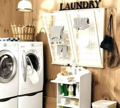 How To Decorate A Laundry Room Laundry Room Decorating Basement Laundry Room Decorating Ideas