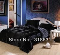 cheap black satin duvet find black satin duvet deals on line at