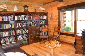 Log Home Interior Design Ideas by Modern Log Cabin Interior Design