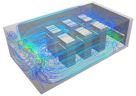 heating ventilation and air conditioning u2014 5 simulation templates