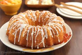 citrus candy corn bundt cake amy u0027s healthy baking