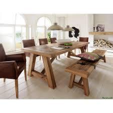 Esszimmertisch Calpe Esszimmer Naturholz Design