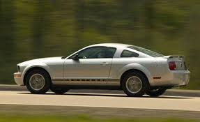 mustang 2005 mpg ford mustang 2005 horsepower car autos gallery