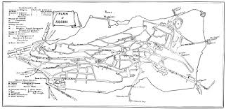 Assisi Italy Map by The Story Of Assisi
