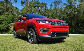 jeep rally car 2017 jeep compass 4x4 limited hd road test review