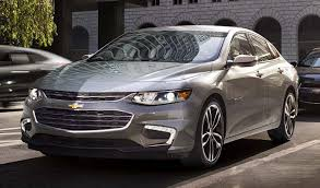Chevy Malibu 60s Reviewed 2017 Chevrolet Malibu Hybrid