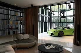 garage living space car garage in living room www lightneasy net