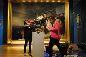 Bloom Photos The Making Of Art In Bloom At The Mfa