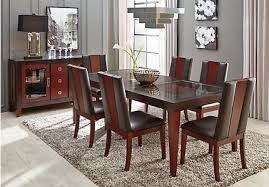 Wood Dining Room Sets On Sale Dining Room Table U0026 Chair Sets For Sale