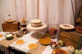 thanksgiving dessert table connolly