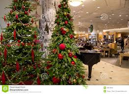 department store mall shopping tree ligh beautiful trees