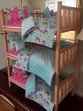 18 Inch Doll Bunk Bed American Doll Bed Ebay