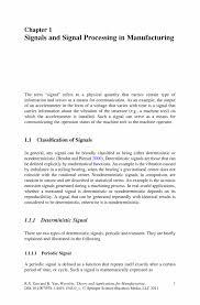 Resume For Manufacturing Wavelets Springer