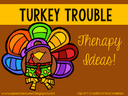turkey trouble ideas and a freebie great for thanksgiving themed