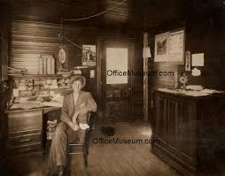 Antique Office Desk by Office Photos 1910 1911