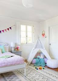 canopy beds for little girls little u0027s playful bedroom reveal emily henderson