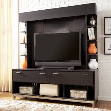 Tv Storage Units Living Room Furniture Living Room Varnished Hardwood Mounted Tv Storage Cabinet Chromw