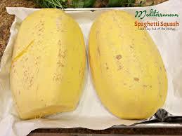 Mediterranean Vegan Kitchen - mediterranean spaghetti squash can u0027t stay out of the kitchen