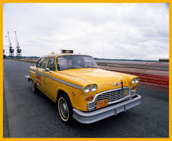 what color are guide signs why are taxi cabs yellow the true story behind the color time com