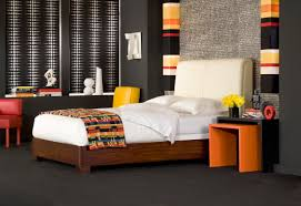 dark gray paint slate gray paint wall bed fashionable room with slate gray paint
