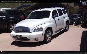 2006 Chevy Hhr Interior 2010 Chevrolet Hhr Lt Full Tour Start Up Exhaust Engine