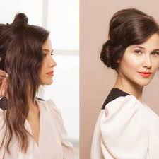 Hochsteckfrisurenen Ohne Haargummi by Lange Haare Haare Wachsen Lassen So Geht S Schneller Brigitte De