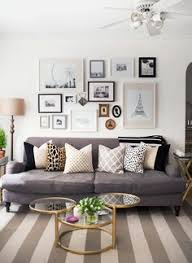 Gray And Gold Living Room by This Bachelorette Has The Winning Combo For A Stunning Living Room