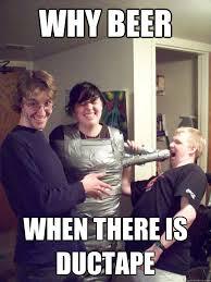 Duct Tape Meme - duct tape girl memes quickmeme