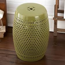 Ceramic Side Table Best 25 Garden Stools Ideas On Pinterest Accent And Garden