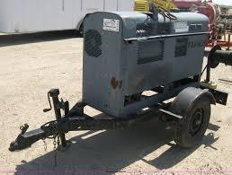 lincoln classic ii portable welder generator item b8154