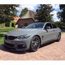 nardo grey mulpix we u0027ve wrapped this brand new bmw 440i in nardo grey and