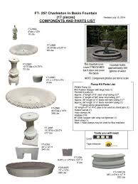 l with water fountain base charleston outdoor water fountain in basin 3 jpg v 1509969855
