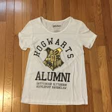 harry potter alumni shirt 60 tops harry potter alumni shirt from s closet on