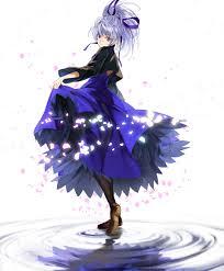 darker than black yin darker than black zerochan anime image board