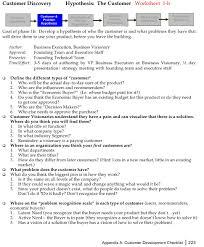 Irony Worksheet Steve Blank Entrepreneurship And Innovationoctober 2010
