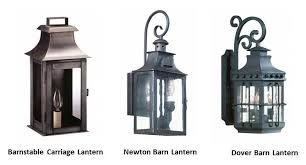 Colonial Outdoor Lighting A Classic Colonial Carriage Lantern Creates Warm Welcome Home
