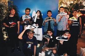adidas pvj sneakers garage panglima polim kevindmblog