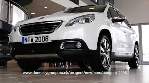 used peugeot car dealers new peugeot 2008 first look donnelly group peugeot car dealer