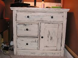 chalk paint cabinets distressed furniture