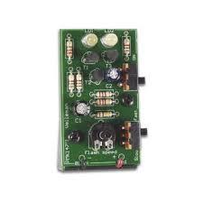 led strobe light kit velleman mk147 dual white led stroboscope mini kit quasar uk