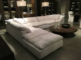 comfortable couches lovable comfortable sofas and chairs restoration hardware sectional